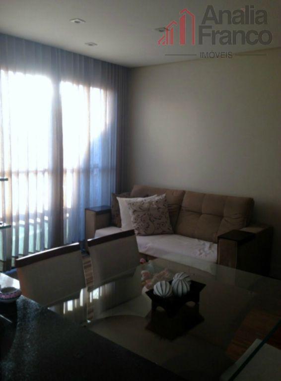 Apartamento Duplex residencial à venda, Tatuapé, São Paulo - AD0009.