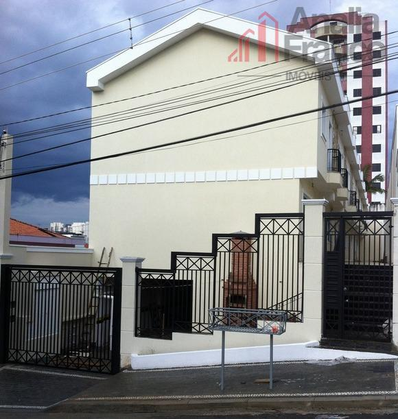 Village residencial à venda, Vila Aricanduva, São Paulo - VL0001.