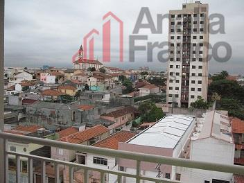 Apartamento residencial à venda, Vila Aricanduva, São Paulo - AP1992.