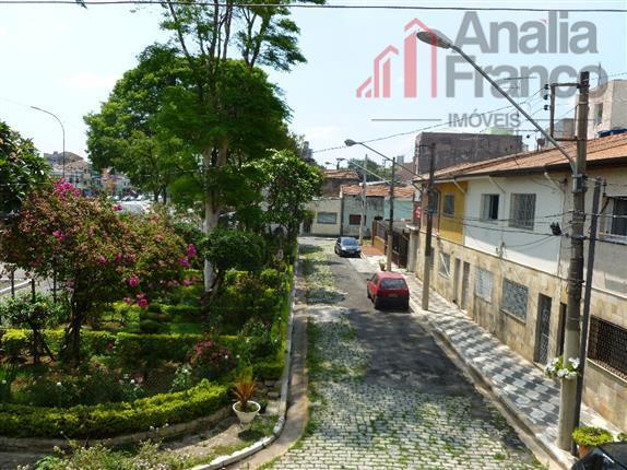 Sobrado residencial à venda, Brás, São Paulo - SO0442.