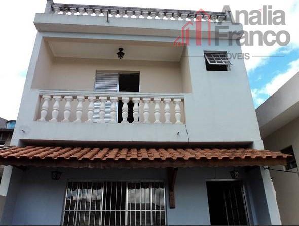 Sobrado residencial à venda, Artur Alvim, São Paulo - SO0467.