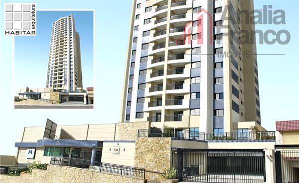 Apartamento residencial à venda, Vila Regente Feijó, São Paulo - AP2170.