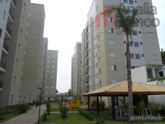 Apartamento residencial à venda, Vila Carrão, São Paulo - AP2216.