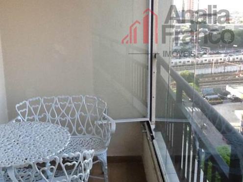 Apartamento residencial à venda, Tatuapé, São Paulo - AP2269.