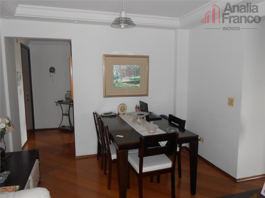 Apartamento residencial à venda, Vila Carrão, São Paulo - AP2297.