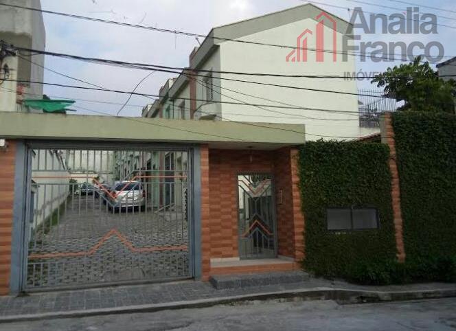 Sobrado residencial para venda e locação, Vila Carrão, São Paulo - SO0497.