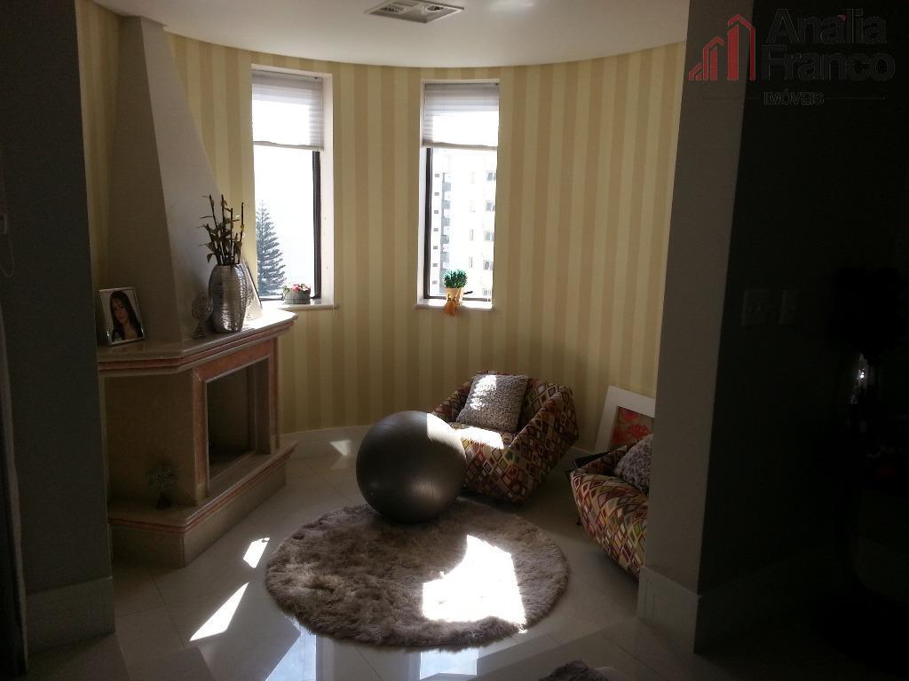 Apartamento residencial à venda, Tatuapé, São Paulo - AP4722.