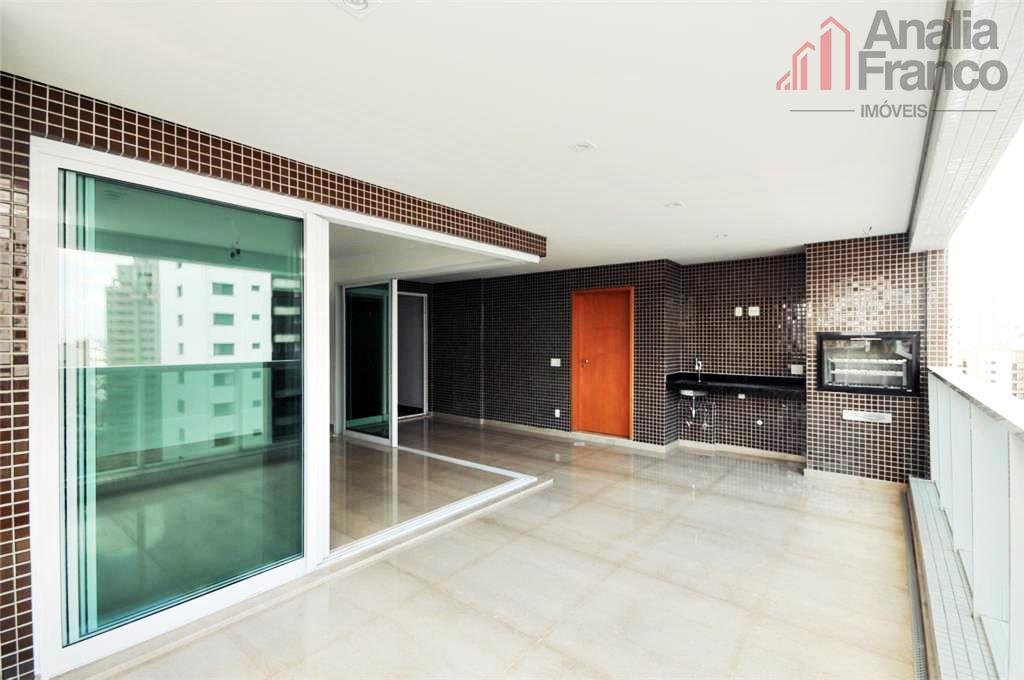 Apartamento residencial à venda, Jardim Anália Franco, São Paulo - AP4640.
