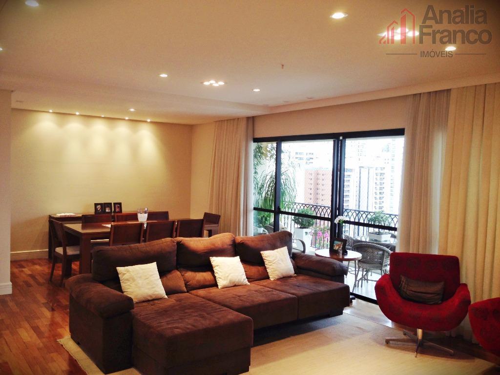 Lindo apartamento residencial à venda, Tatuapé, São Paulo.