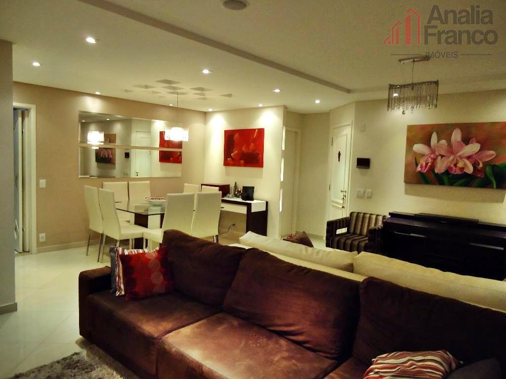 Apartamento residencial à venda, Tatuapé, São Paulo - AP4505.