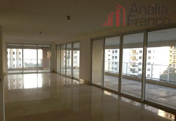 Apartamento Residencial à venda, Jardim Anália Franco, São Paulo - AP2038.