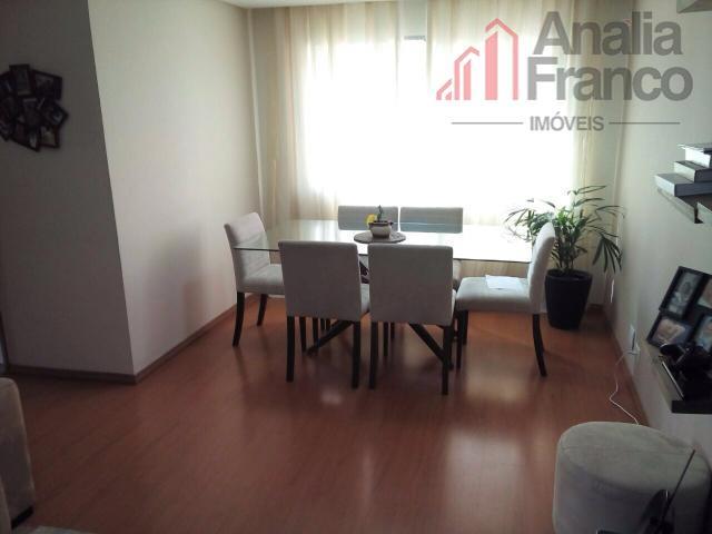Apartamento Residencial para locação, Tatuapé, São Paulo - AP1342.
