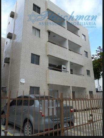 Apartamento residencial à venda, Candeias, Jaboatão dos Guararapes - AP0122.