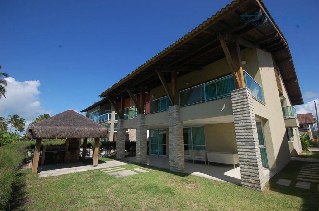Casa residencial à venda, Praia de Muro Alto, Porto de Galinhas - CA0040.