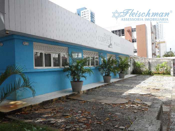 Casa comercial para locação, Boa Viagem, Recife - CA0184.