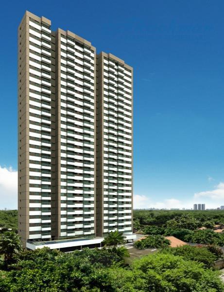 Apartamento com 2 dormitórios à venda, 58 m² por R$ 502.500 - Boa Viagem - Recife/PE
