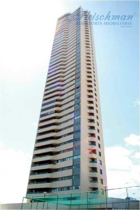 Apartamento residencial à venda, Santana, Recife - AP0284.
