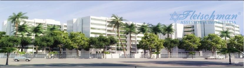 Apartamento residencial à venda, Apipucos, Recife - AP0340.