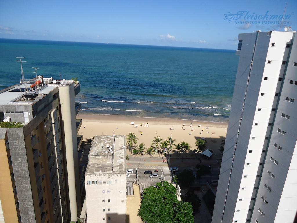 Flat residencial à venda, Boa Viagem, Recife - FL0057.