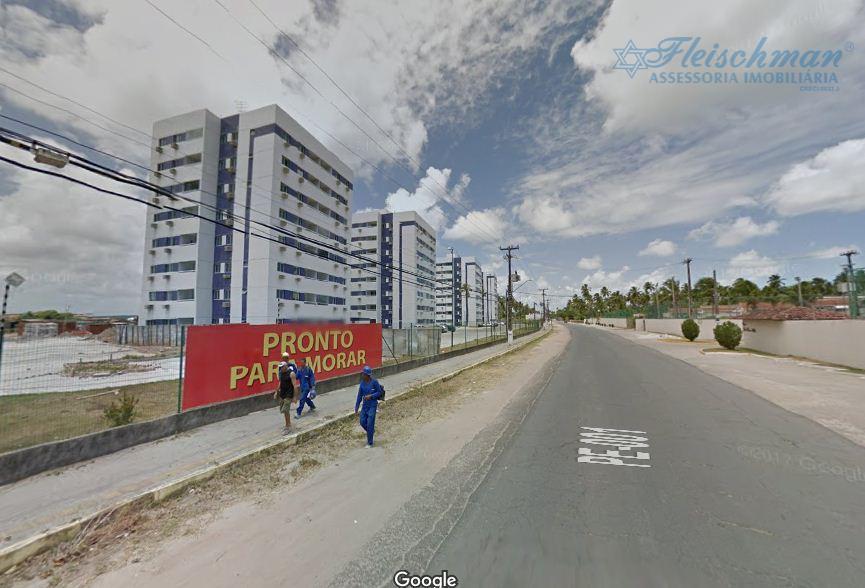 Rua antes do Porto Antilhas
