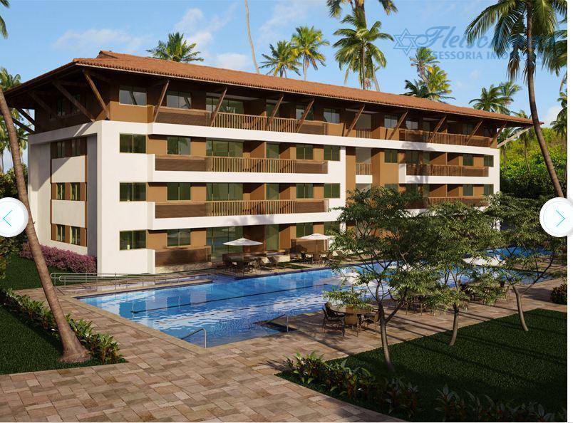 exc flat, com varanda, sala para 02 ambientes (estar e jantar), 02 quartos sociais, sendo 01...
