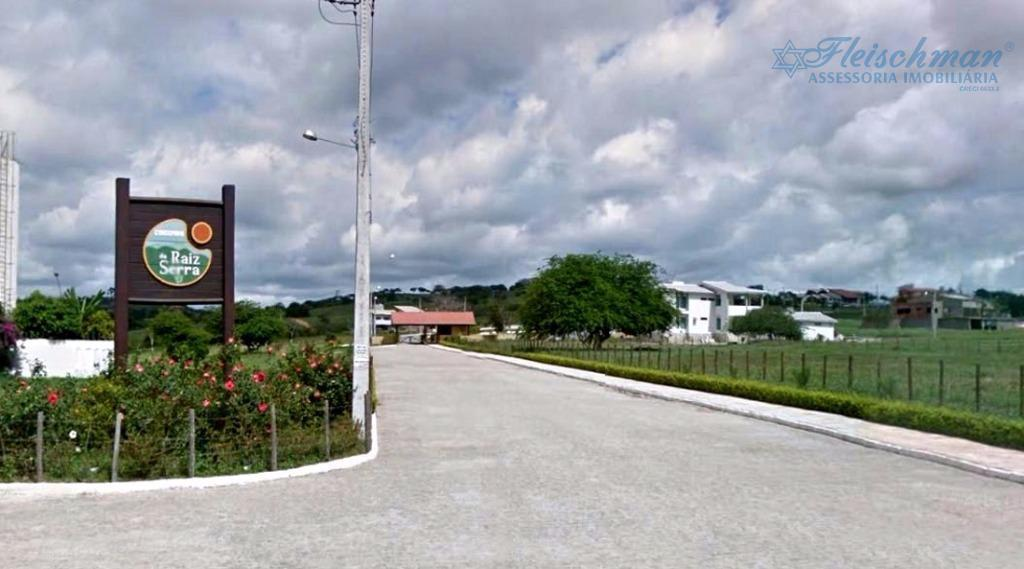 Terreno residencial à venda, Zona Rural, Gravatá - TE0031.