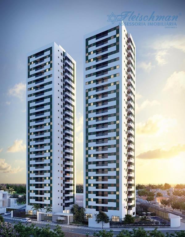 Apartamento à venda, Ed. Maria Nara, Cordeiro, Recife - AP0042