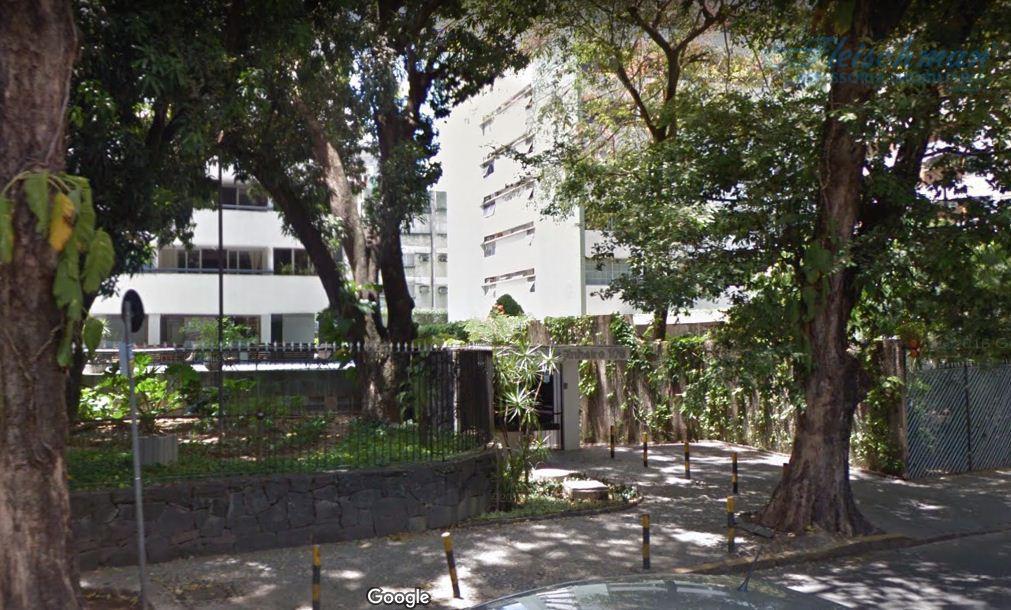 Apartamento residencial à venda, Espinheiro, Recife - AP1285.