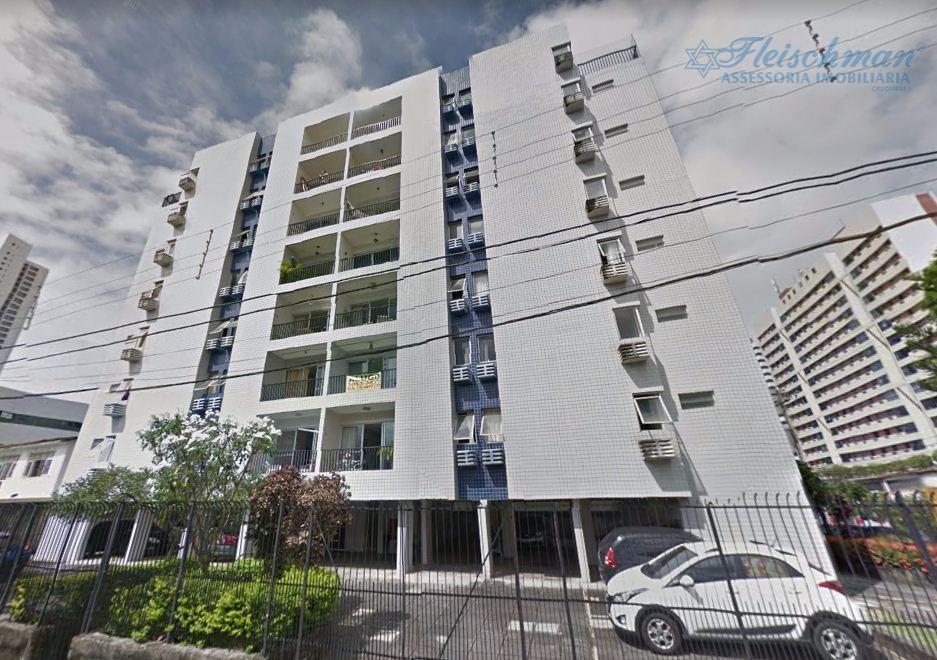 Apartamento Duplex residencial à venda, Casa Amarela, Recife - AD0016.