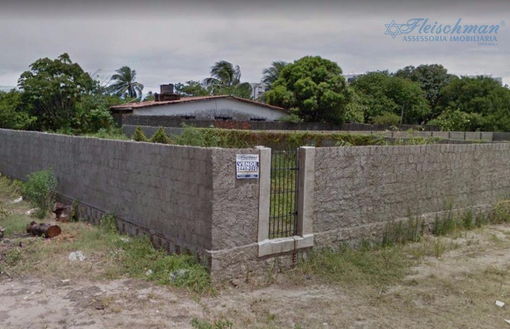 excelente terreno em pau amarelo, ideal para construir, ou investir,plano, todo murado, contendo poço de 14m,...