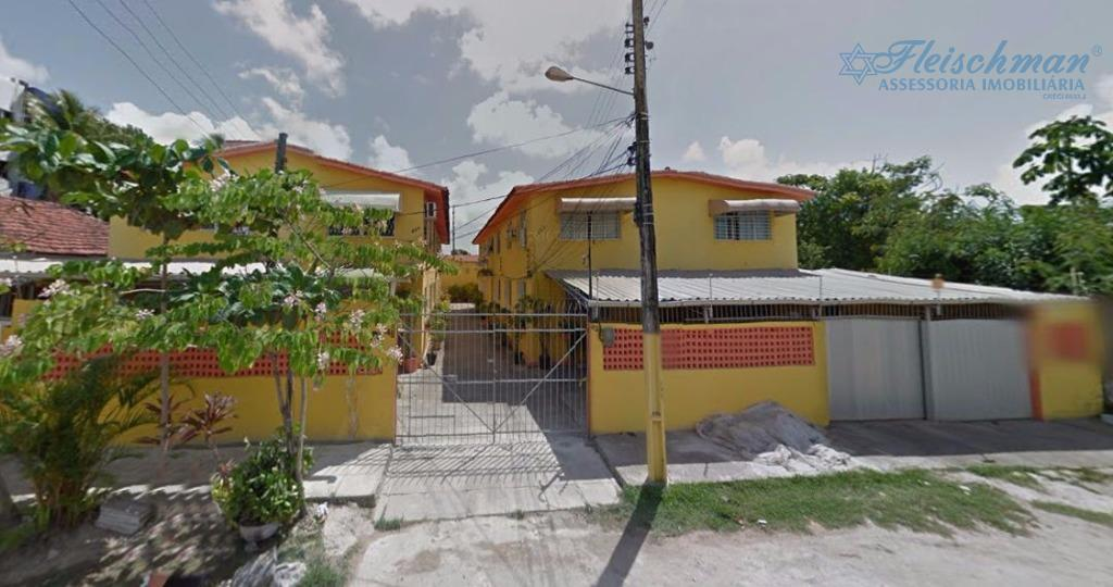 Apartamento residencial para venda e locação, Campo Grande, Recife - AP1171.