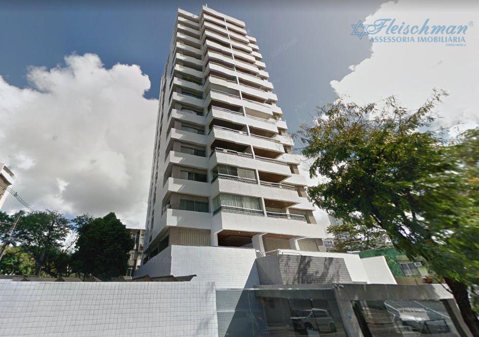 Apartamento residencial à venda, Parnamirim, Recife - AP0361.