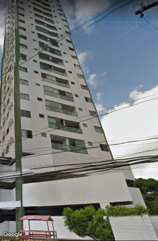 Apartamento residencial à venda, Casa Forte, Recife - AP1400.