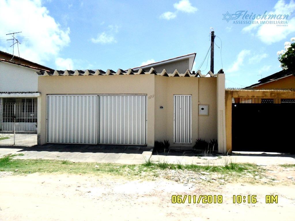 Casa Residencial para locação, Imbiribeira, Recife - CA0284.