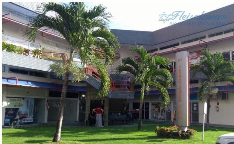 Loja à venda, 29 m² por R$ 210.000 - Jaqueira - Recife/PE