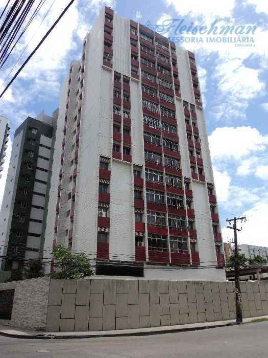 Apartamento com 2 dormitórios à venda, 82 m² por R$ 320.000 - Derby - Recife/PE