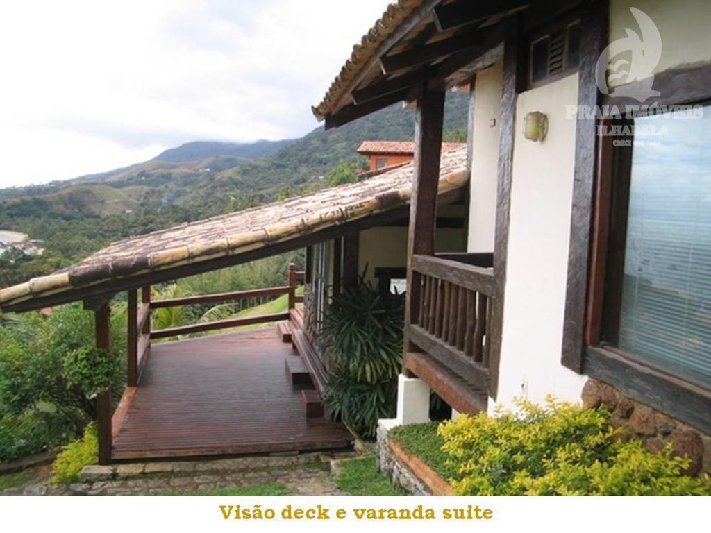 Casa Residencial à venda, Vila, Ilha Bela - CA0048.