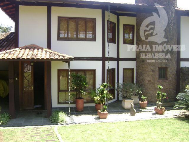 Casa Residencial à venda, Engenho D'Água, Ilha Bela - CA0061.