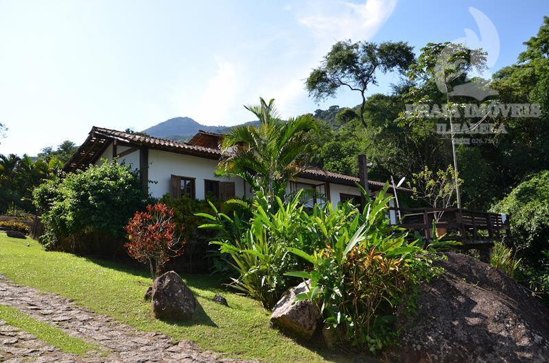 Casa residencial à venda, Cocaia, Ilhabela - CA0268.