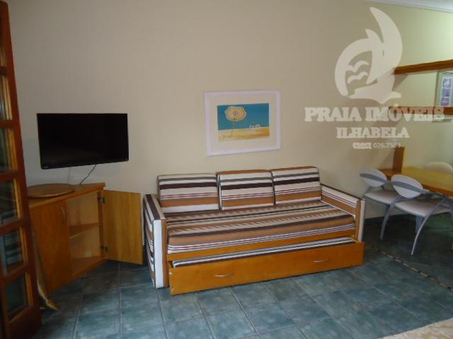 Flat residencial à venda, Barra Velha, Ilhabela.