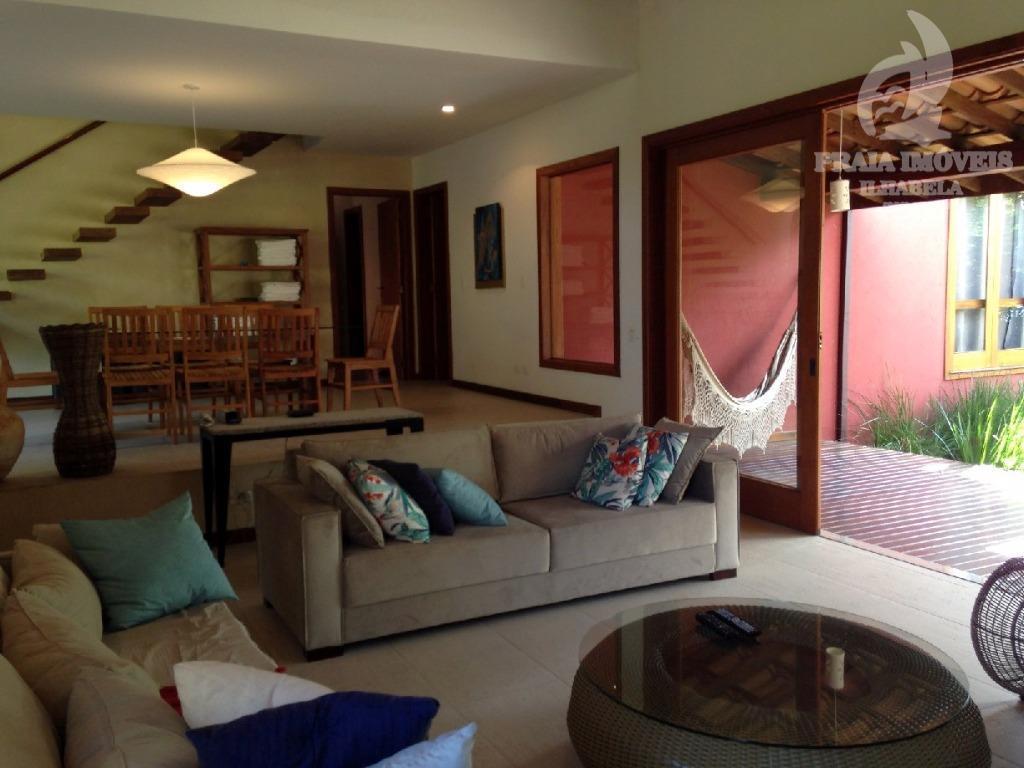 Casa residencial à venda, Feiticeira, Ilhabela.