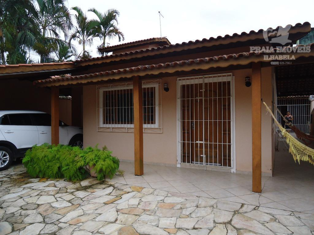 Casa residencial para locação, Barra Velha, Ilhabela.