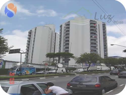 Apartamento Residencial à venda, Centro, São Bernardo do Campo - AP0117.