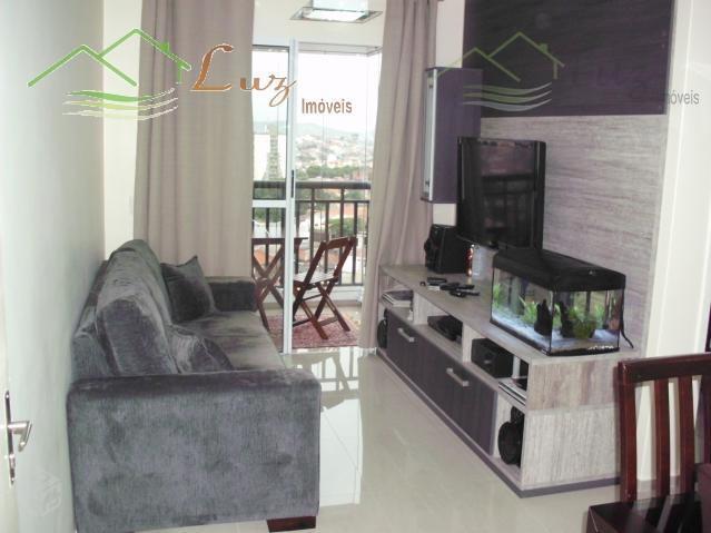 Apartamento Residencial à venda, Vila Eldízia, Santo André - AP0165.