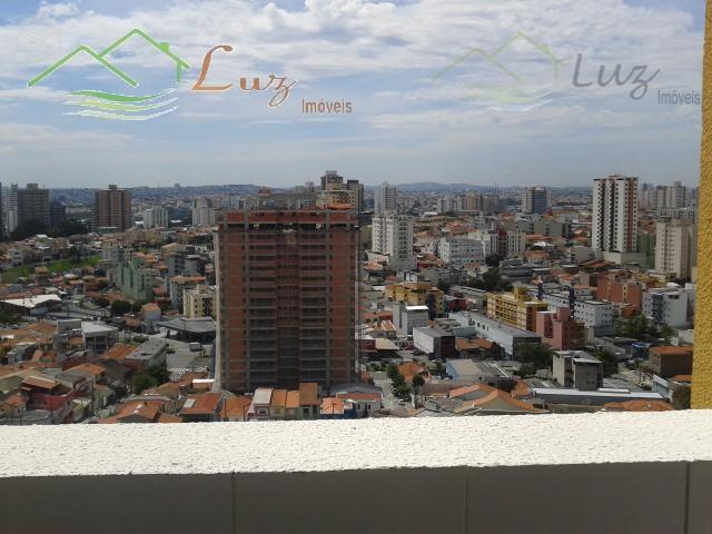 Apartamento residencial à venda, Santa Paula, São Caetano do Sul - AP0263.