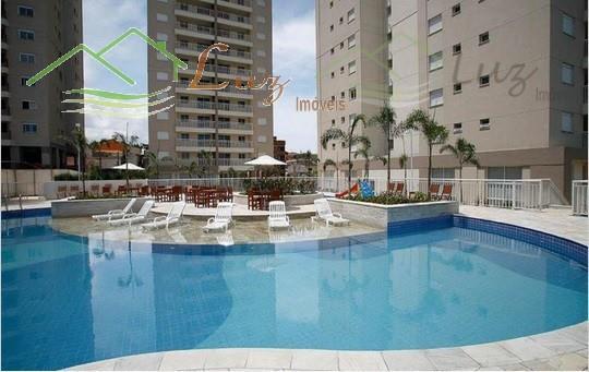 Apartamento residencial à venda, Centro, São Bernardo do Campo - AP0309.