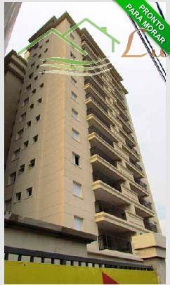 Apartamento residencial à venda, Rudge Ramos, São Bernardo do Campo - AP0315.