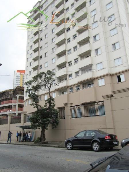 Apartamento Residencial para venda e locação, Vila Assunção, Santo André - AP0869.