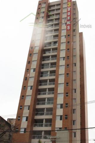 Apartamento  residencial para locação, Centro, São Bernardo do Campo.