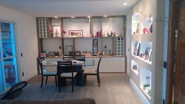 Domo Life 155m² 3 suites 3 vagas Andar Alto Vista Piscina
